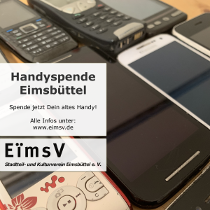 Handyspende Eimsbüttel