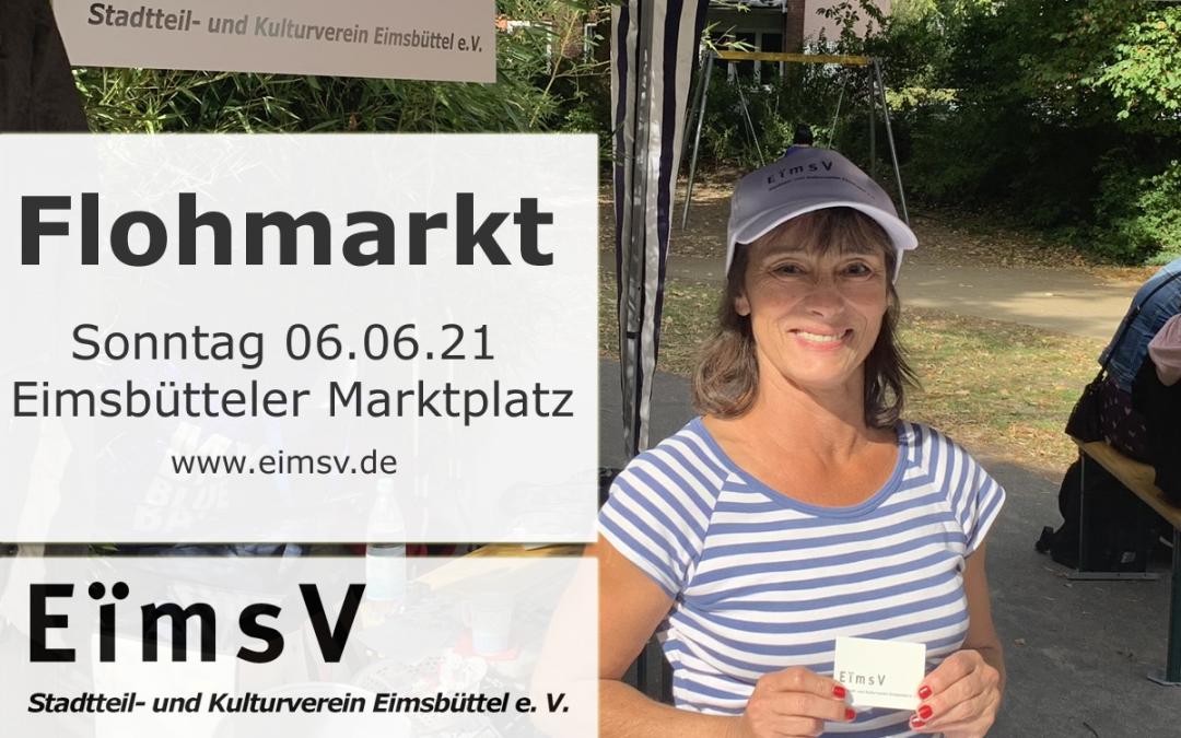 EimsV Flohmarkt, Eimsbütteler Marktplatz